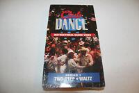 Club Dance Instructional Dance Video (NEW SEALED VHS) Nashville Network