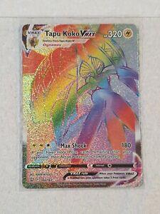 Pokemon Card Battle Styles Ultra Rare, Full Art, Secret Rare - Pick a Card! -