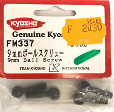 KYOSHO FM337 Rotules 9 mm FANTOM