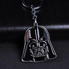 New Star Wars Darth Vader Helmet Alloy Key Chains Keychain Keyfob Keyring Gifts