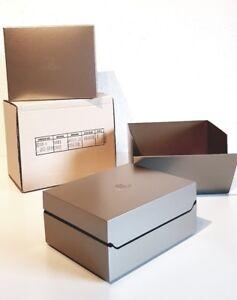 Jaeger LeCoultre Box JCL Uhrenbox Watch Case Reverso Master / Bronze Neuware