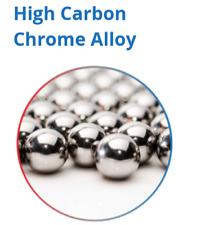 1 x 5mm Ball Bearing - Precision Chrome Steel Bearing Ball ANSI52100 GRADE100