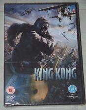 KING KONG (2006) DVD - NEW & Sealed, Naomi Watts, Andy Serkis, Jack Black