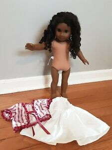 American Girl Retired Cecile Rey Doll