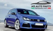 PARAURTI ANTERIORE VW GOLF 6 VI MK6 2008-2012 LOOK R20 TUNING BODY KIT ABS PP