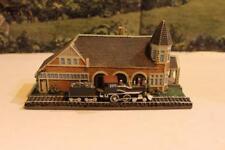 Danbury Mint- Historic Railroad Stations- Lockport Station - Boxed- W62
