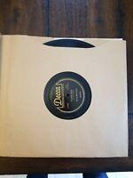 Mills Brothers - DECCA 18318 - Paper Doll & I'll Be Around 78 RPM