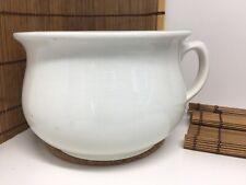 Vintage Bovey Pottery Chamber Pot