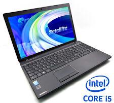 Toshiba Satellite Pro C50 Core i5  2.50GHz 500GB  4GB 15,6 Win 10 HDMI WEB lapto