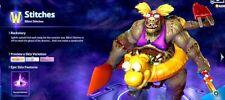 Heroes of the Storm Stitches in-game Hero & Bikini SKIN Blizzard WOW Hero