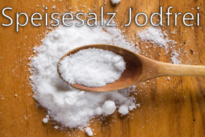Salz - 5-25 Kg Speisesalz/Jodfrei/Lebensmittelgeeignet 1A-Qualität