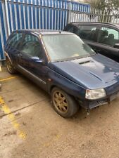 Renault Clio Williams 2 project spares or repair barn find swap px