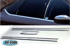Chrom Fensterleisten Edelstahl Ford Mondeo 4 ab 2007 Limo Schrägheck 6tlg