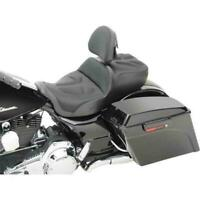 Seat with Driver Backrest Harley FLH Saddlemen 808-07B-03011 Explorer G-Tech HB