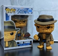 Funko Pop The Thing Disguised Barnes & Noble Exclusive Fantastic Four 4 Preorder