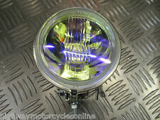 "VESPA PX 125 150 200 RAINBOW HALOGEN 12V 4&1/2"" SPOT LAMP LIGHT QUALITY"