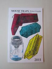 Mouse Trap Price Guide by Vance