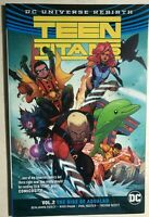 TEEN TITANS volume two The Rise of Aqualad (2014) DC Comics TPB VG+/FINE-