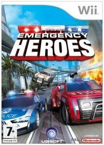 Emergency Heroes - Nintendo Wii