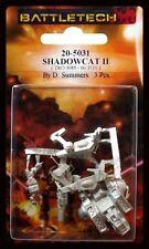 BATTLETECH 20-5031 Shadow Cat II NISB ( hex base / 20-800 )