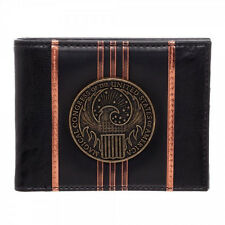Fantastic Beasts And Where To Find Them MACUSA Metal Logo Vinyl Wallet UNUSED
