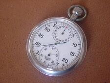 Vintage Heuer Three Dial Stopwatch ..... Heuer - Leonidas