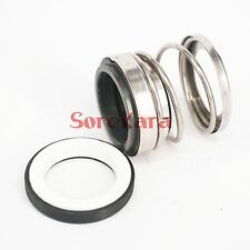 14mm Pump Mechanical shaft seal Single Coil Spring Cermic/Carbon T-BIA