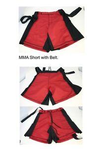 New, MMA SHORTS, FREE SHIPPING.
