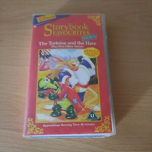 Disney Storybook The Prince and the Pauper  VHS Video Cassette Tape Free P&P UK