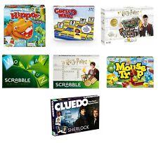 Hasbro Juego Clásico Familia Diversión de Mesa Scrabble Cluedo Guess Who