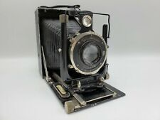 Voigtlander Avus 9x12cm Folding Bed Plate Camera - F4.5 135mm Skopar Lens *Read*