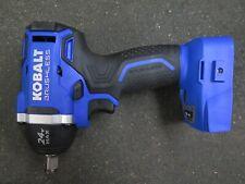 New Kobalt 0836360 24V Max Brushless 1/2 Impact Wrench KCW 5024B-03 TOOL ONLY