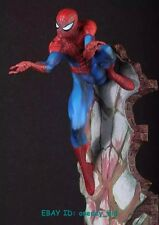 "Marvel The Amazing Spider-Man 2 Statue Action Figure 18"" Blue ver. New in box"