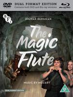 The Magic Flute DVD (2018) Josef Köstlinger, Bergman (DIR) cert U 2 discs