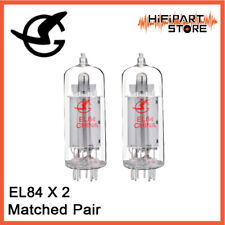 2pc Shuguang EL84(6P14,6BQ5) Matched pair tested by AT1000