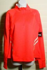 Fila Bright Mandrin Workout/Exercise Top Sz L NWT