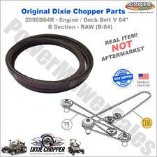 Dixie Chopper Lawnmower Belts for sale   eBay