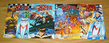 Speed Racer: Chronicles of the Racer #1-4 VF/NM complete series ALL A VARIANTS