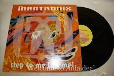 "Mantronix - Step to Me (1991) LP(VG) 12"""