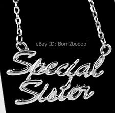 Collana con nome personalizzato -SPECIALE SISTER- altri nomi