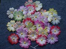 WHOLESALE LOT 900 x 27mm FLOWERS MPFF18AXX:: Scrapbook & Card embellishments