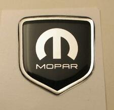 MOPAR Nose Emblem fits 2008-10 Dodge Challenger hood badge SRT