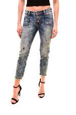 One Teaspoon Women's Super Dupers Jeans Premium Indigo Size 26 RRP $158 BCF84