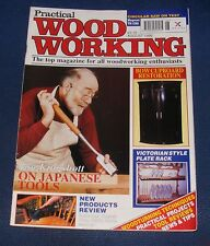 PRACTICAL WOOD WORKING AUGUST 1996 - BOW CUPBOARD RESTORATION