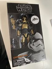 Hasbro Star Wars The Black Series Commander Pyre Exclusive Action Figure New