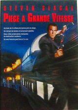 DVD PIEGE A GRANDE VITESSE - Steven SEAGAL / Eric BOGOSIAN