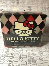 942dc5ee1 Sephora Hello Kitty Head Of The Class Compact Mirror check, NIB RARE!