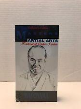 Masters Martial Arts Historic Video Series Mas Oyama VHS Tape (Free Shipping!)