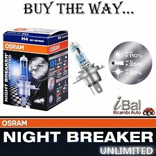 OSRAM LAMPADINE 64193NBU H4 12V 60/55W ATT. P43t NIGHT BREAKER UNLIMITED 1 LAMPA