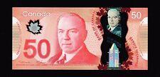 Canada 2012 50Yuan Paper Money GEM UNC #375